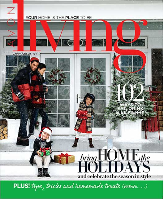 Avon Living Holiday Edition - Take A Look!