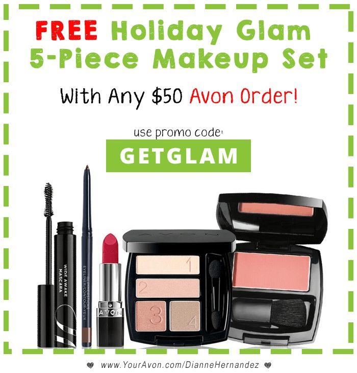Free Avon Gift