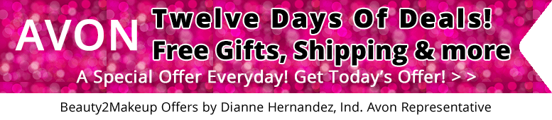 Avon 12 Days of Deals 2016