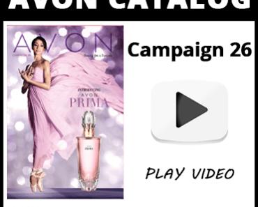 Avon Campaign 26 2016
