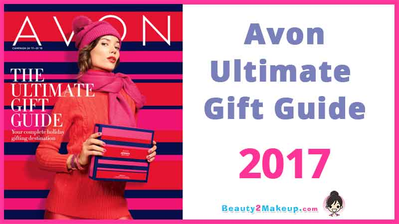 Avon Holiday Gift Guide 2017