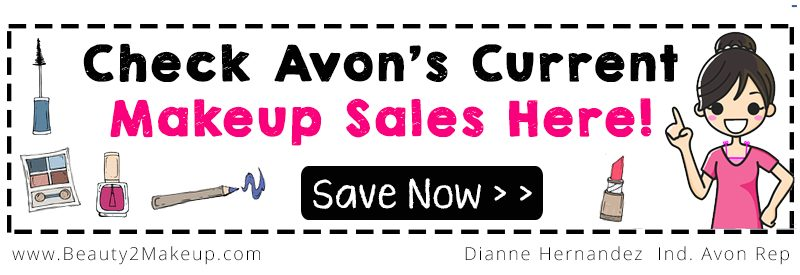 Avon Makeup Sales Going On Now