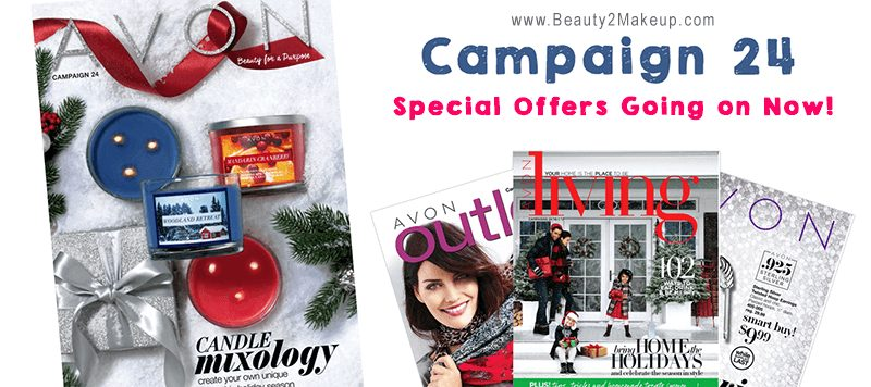 Avon Campaign 24 Special Offers