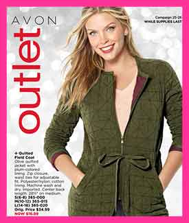 Avon  Holiday Outlet