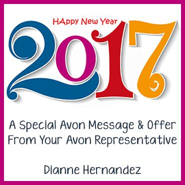 Avon 2017 New Year Offers