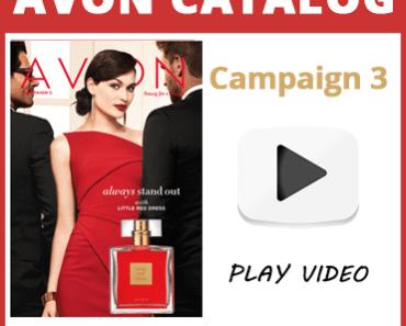 Avon Catalog Campaign 3-2017