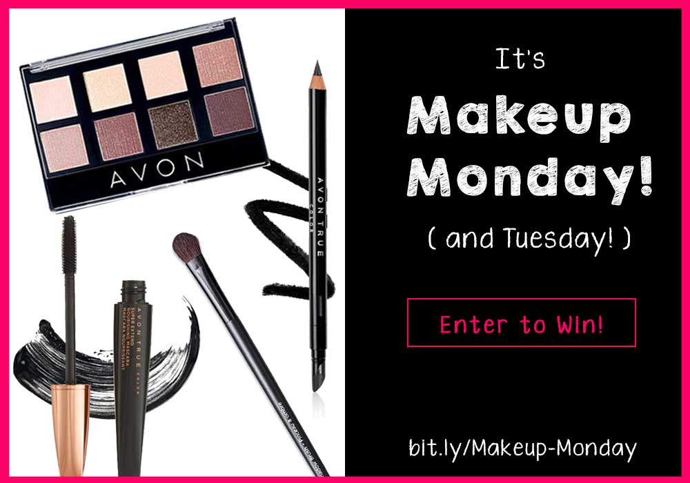 It's A Makeup Monday Giveaway!