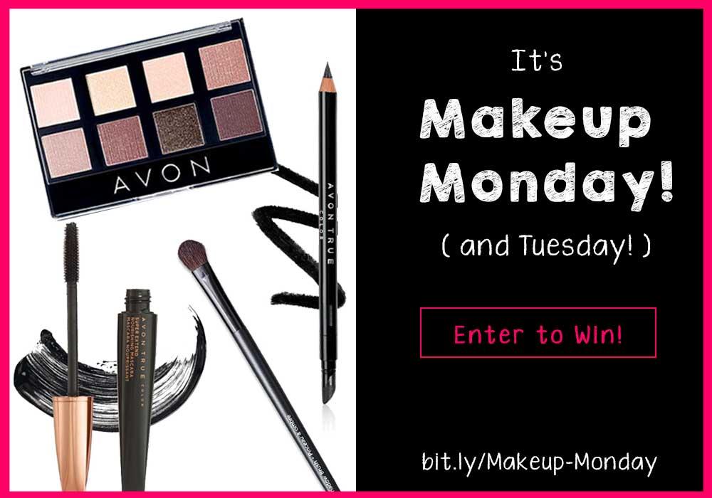 It's A Makeup Monday Giveaway!