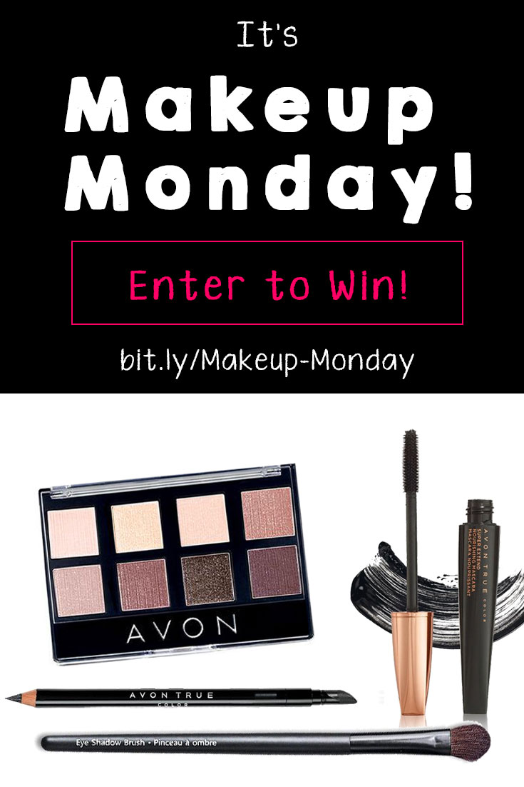 A MAKEUP MONDAY GIVEAWAY TO BRIGHTEN YOUR DAY!