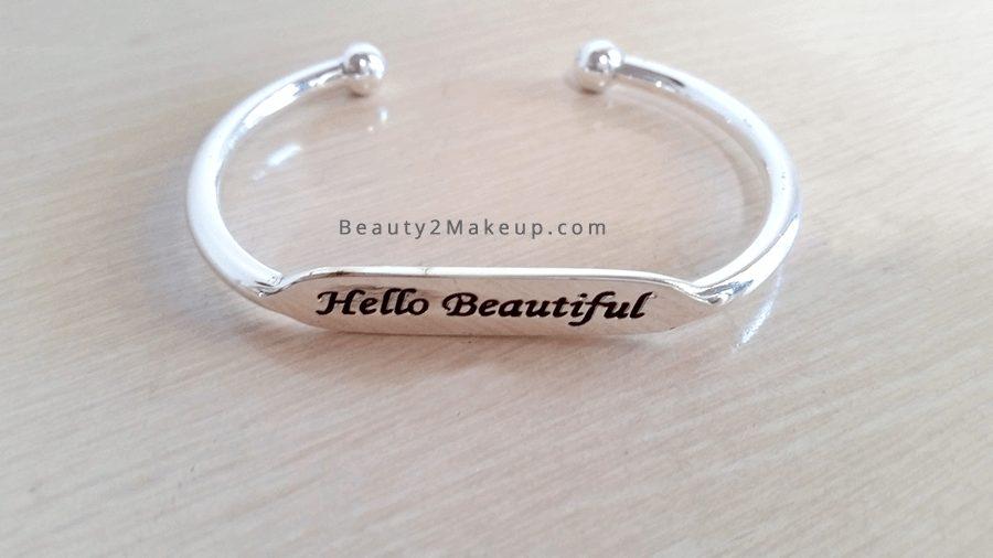 International Women's Day Inspriational Jewelry: Avon Beautiful Bracelet