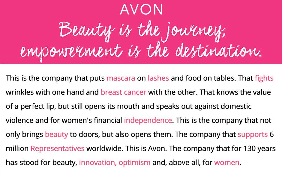 Avon Celebrates International Women's Day Everyday!