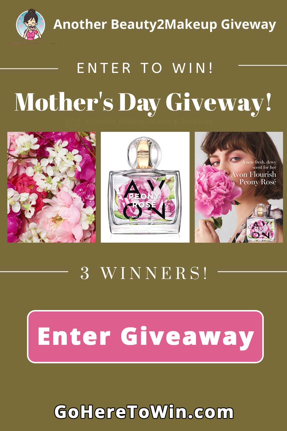 Mother's Day Fragrance Giveaway 2020