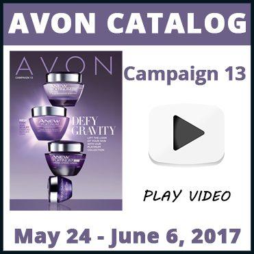 Avon Catalog Campaign 13 2017