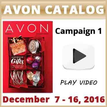 Avon Catalog Campaign 2017
