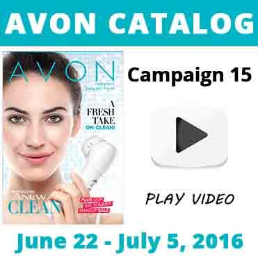 Avon Campaign 15 2016