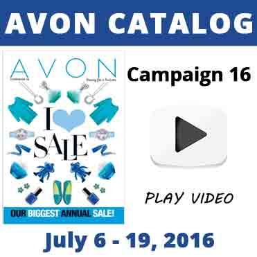 Avon Catalog Campaign 16 2016