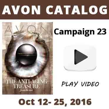 Avon Catalog Campaign 23 2016
