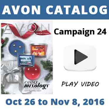 Avon Catalog Campaign 24 2016