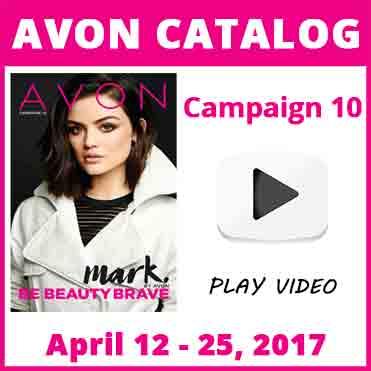 Avon Catalog Campaign 10 2017