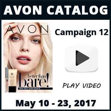 Avon Catalog Campaign 12 2017