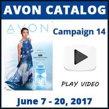 Avon Catalog Campaign 14 2017