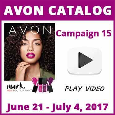 Avon Catalog Campaign 15 2017