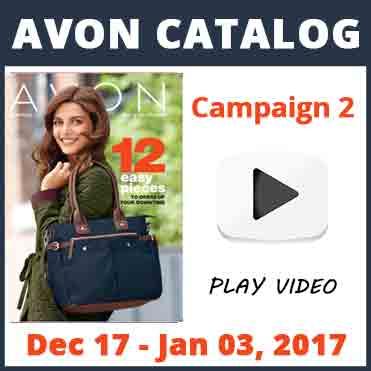 Avon Catalog Campaign 2 2017