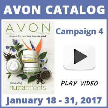 Avon Catalog Campaign 4 2017