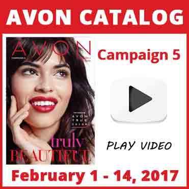 Avon Catalog Campaign 5 2017