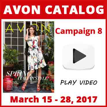 Avon Catalog Campaign 8 2017