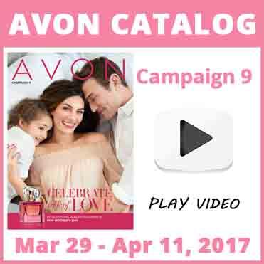 Avon Catalog Campaign 9 2017