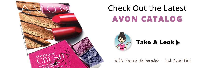 Avon Catalog Online