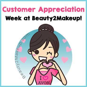 Avon Customer Appreciation TH