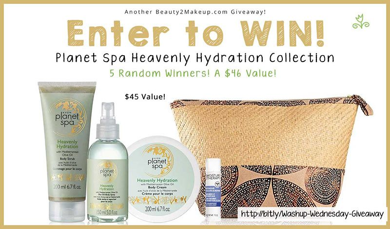 Washup Wednesday Giveaway