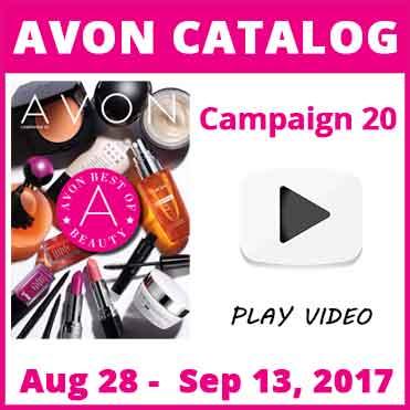 Avon Campaign 20 2017
