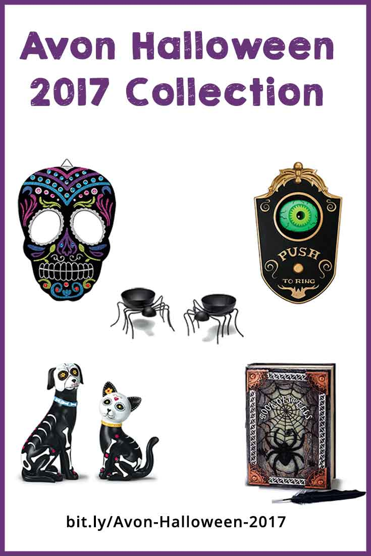 Avon Halloween 2017- Check out the Avon Fall 2017 Avon Catalog! The Avon Halloween & Fall Collection is here! Halloween Gifts for all ages!
