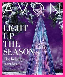 Avon Holiday Catalog Campaign 23 Coming Soon