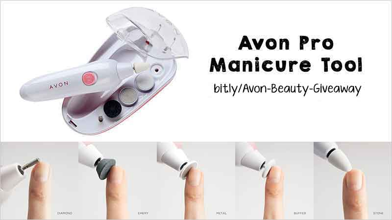 Avon beauty giveaways more beauty2makeup for Avon nail decoration tool
