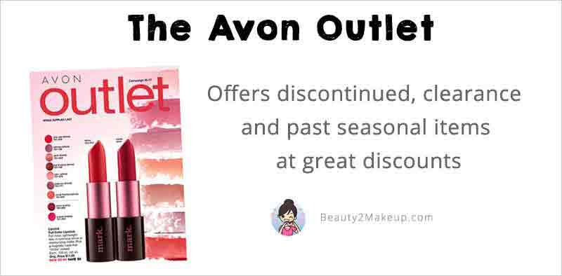 Avon Outlet Book