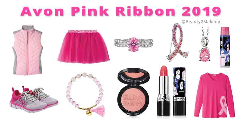 Avon Pink Ribbon 2019