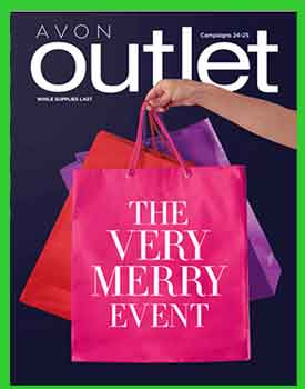 Avon Campaign 24 Holday Outlet