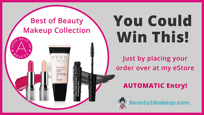 Avon Campaign 21  Customer Giveaway