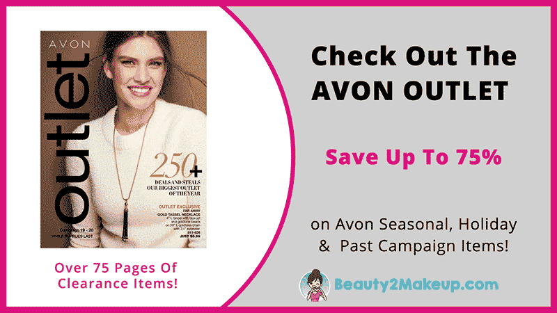 Avon Campaign 20 Outlet