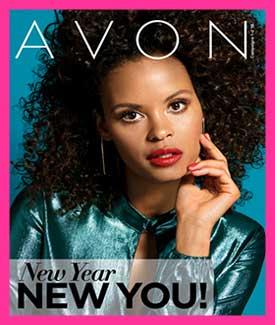 Avon Holiday C1 Flyer 2018