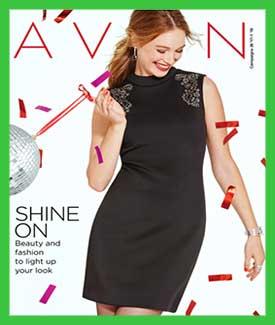 Avon Holiday C26 Flyer 2017