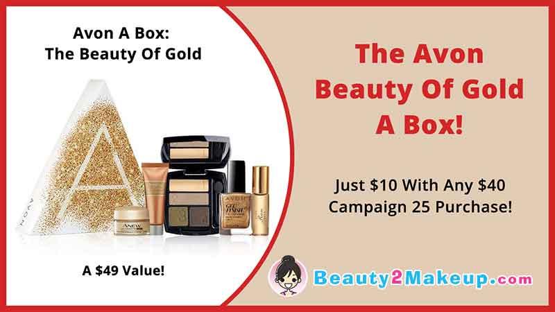 Avon Campaign 25 A Box