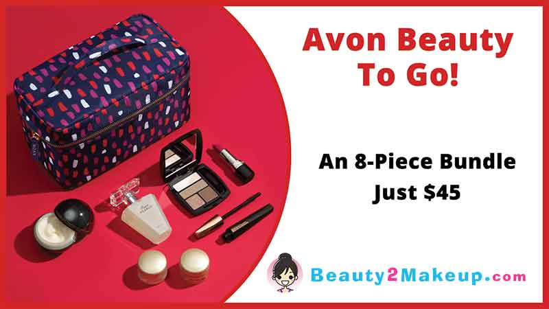 Avon Campaign 25 Beauty To Go