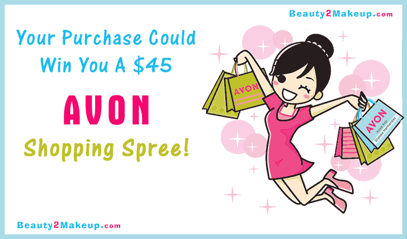 Avon Shopping Spree