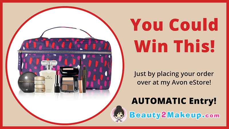 Avon Campaign 25 Giveaway