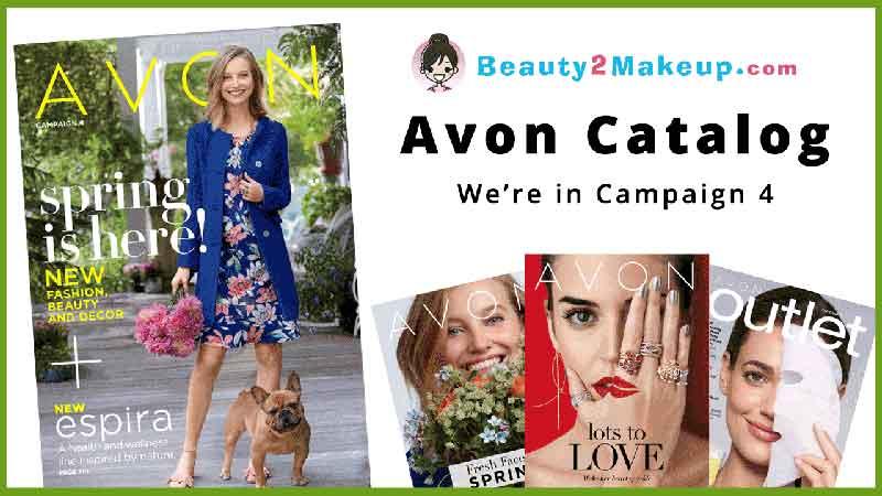 Avon Campaign 4 January 2018